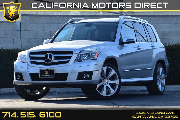 2010 Mercedes-Benz GLK350 4MATIC (w/REAR SEAT ENTERTAINMENT SYSTEM)