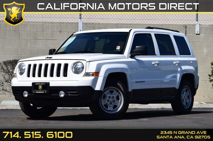 2014 Jeep Patriot Altitude - California Motors Direct1