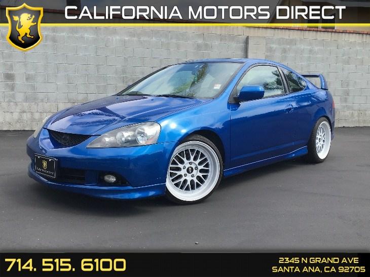 2006 Acura RSX Type-S - California Motors Direct1