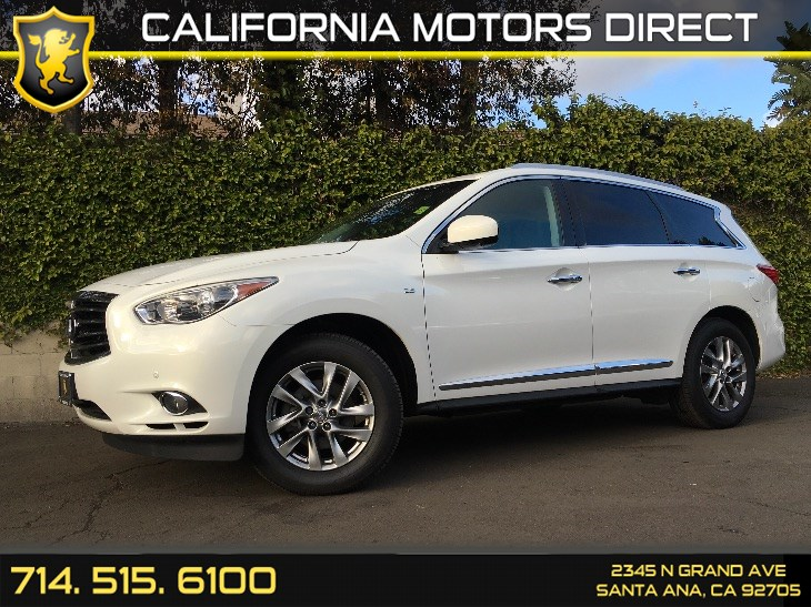 Sold INFINITI QX Base In Santa Ana - Infiniti qx60 invoice price
