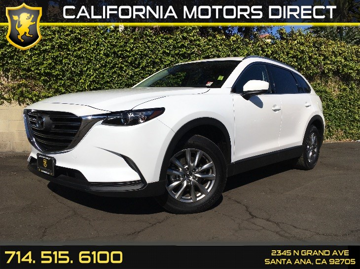 Sold Mazda CX Touring In Santa Ana - 2016 mazda cx 9 invoice price