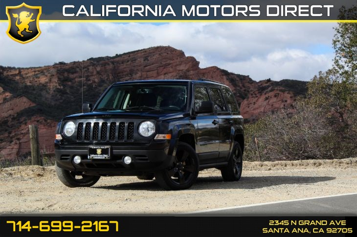 2014 Jeep Patriot Altitude Edition - California Motors Direct1