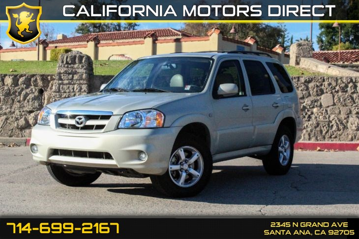 Used 2006 Mazda Tribute s in Santa Ana 3595c385027