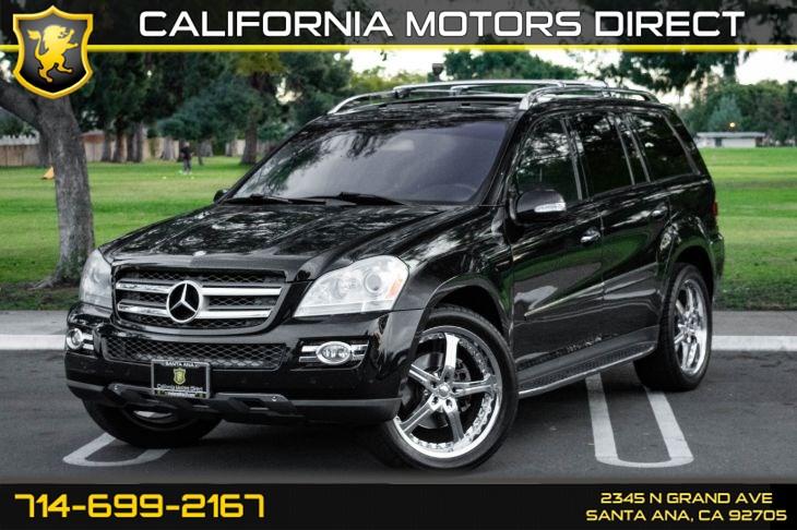 2007 Mercedes-Benz GL450 GL 450 - California Motors Direct1