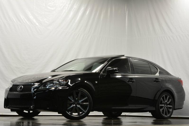 Sold 2013 Lexus Gs 350 F Sport Pkg In Santa Ana