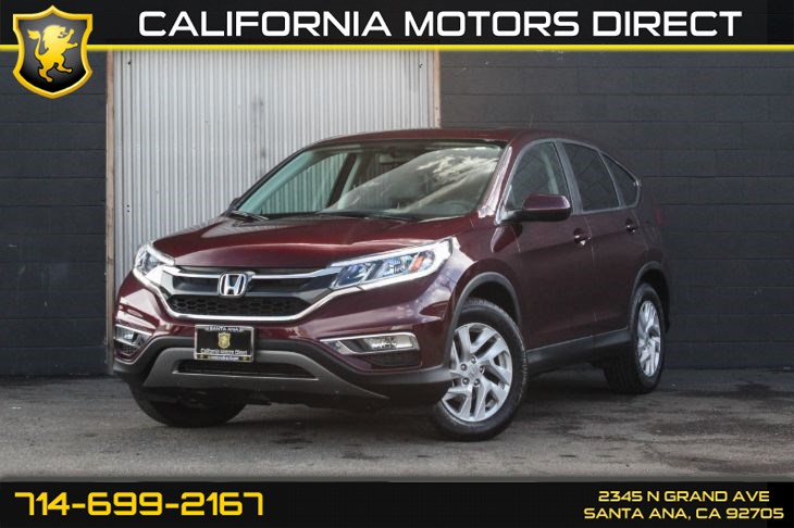 2016 Honda CR-V EX (Sunroof & Back Up Camera)
