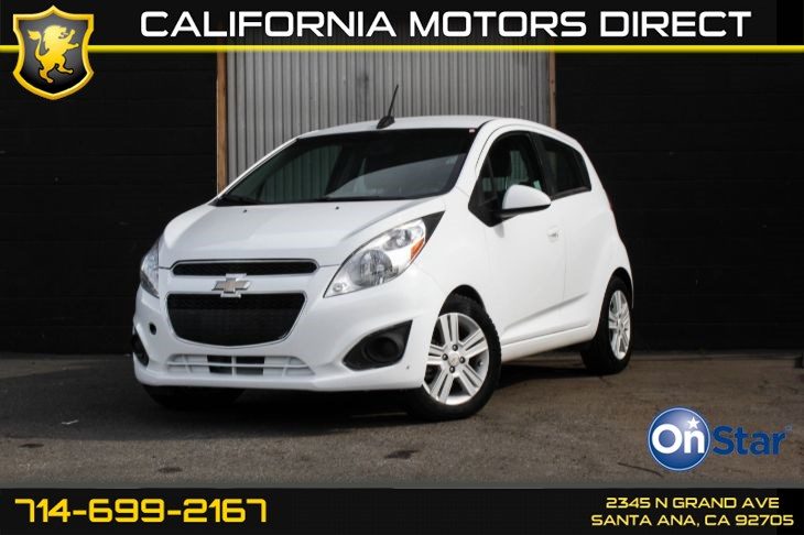 2015 Chevrolet Spark LS (w/Navigation from Telematics)