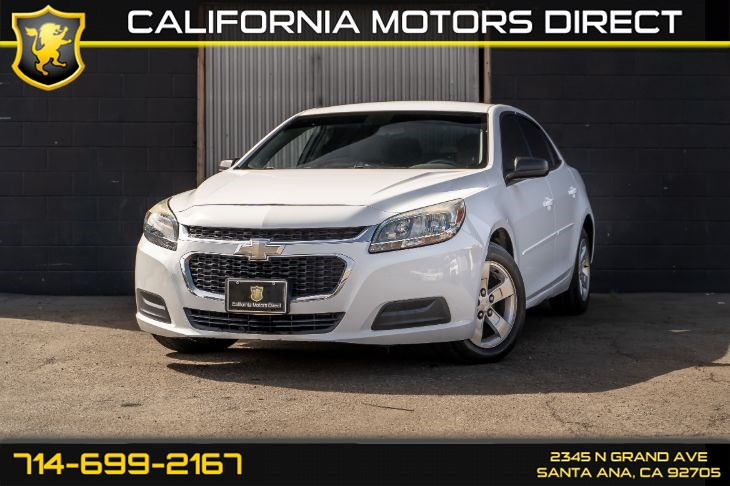 2014 Chevrolet Malibu LS ECO (Protection Package)