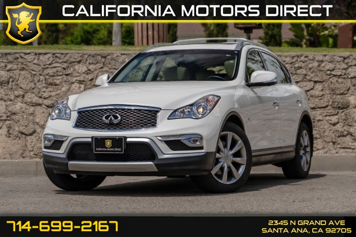2016 INFINITI QX50 RWD (Leather Seats)