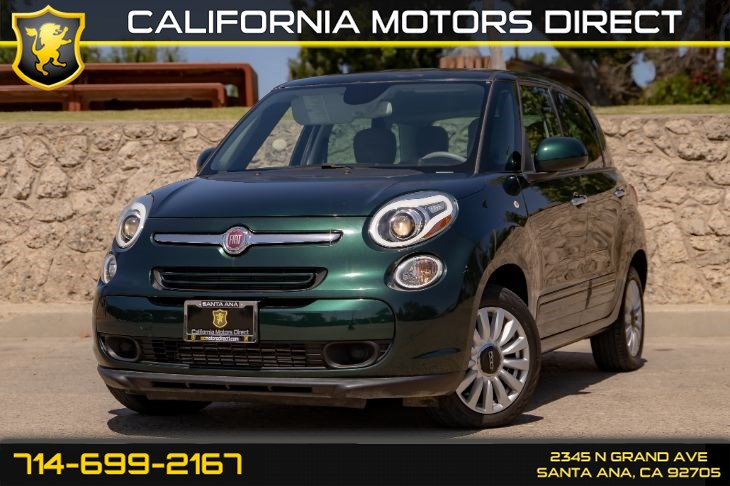 2014 FIAT 500L Easy (w/EASY PREMIER PACKAGE + BEATS)
