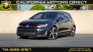 View 2016 Volkswagen Golf GTI