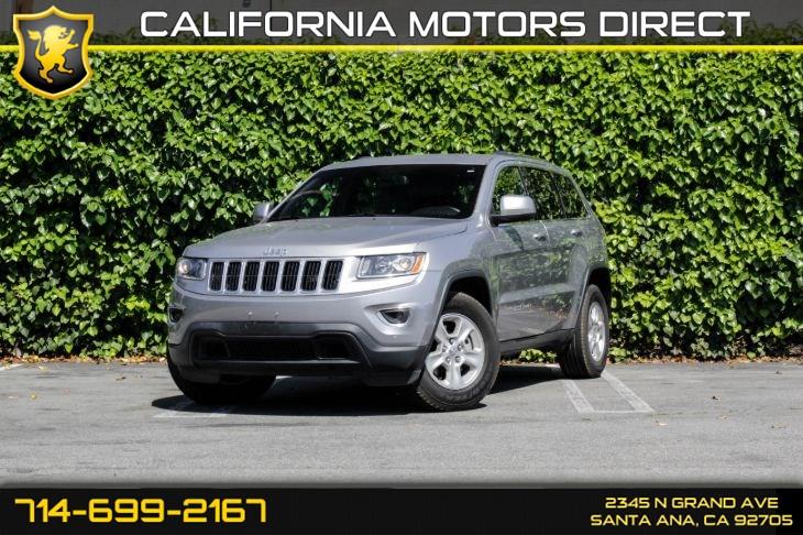 Used 2016 Jeep Grand Cherokee Laredo In Santa Ana