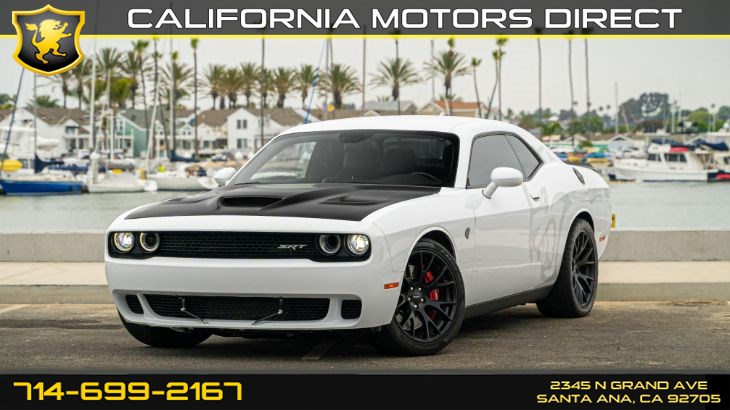 2016 Dodge Challenger Hellcat >> 2016 Dodge Challenger Srt Hellcat California Motors Direct1