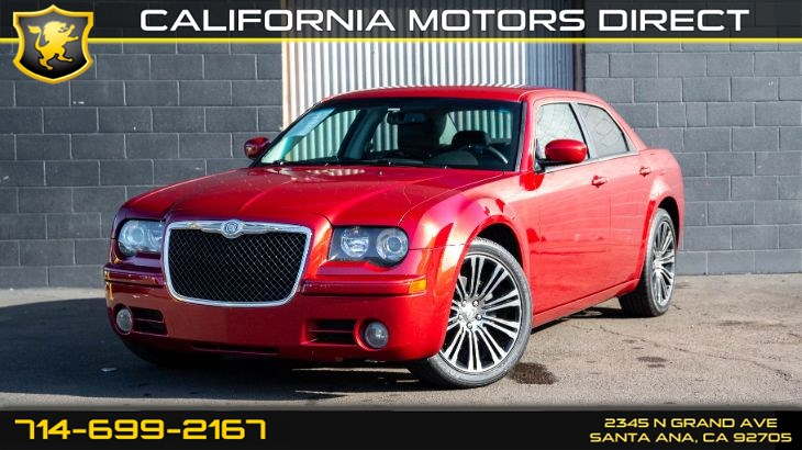 2010 Chrysler 300 300S V6 (w/Media Center 730 N CD/DVD/MP3)