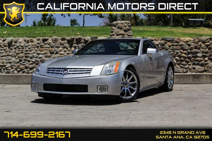 2007 Cadillac XLR - California Motors Direct1