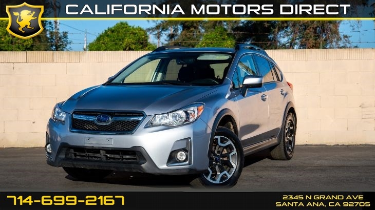 2017 Subaru Crosstrek Premium (Backup Camera)