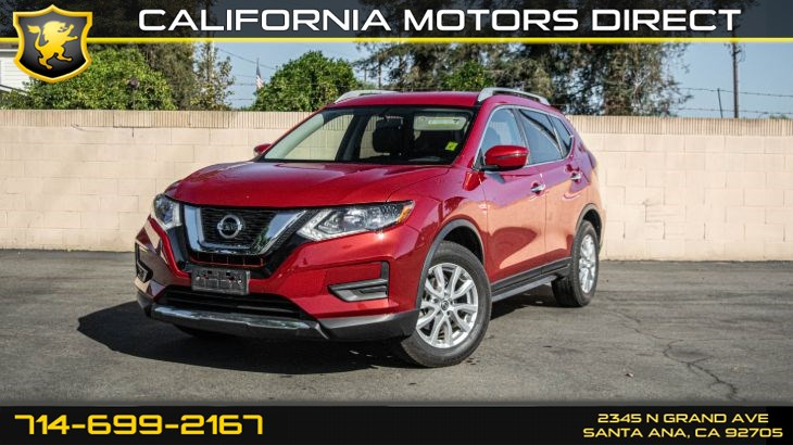 2017 Nissan Rogue SV (Heated Seats and Sports Mode)