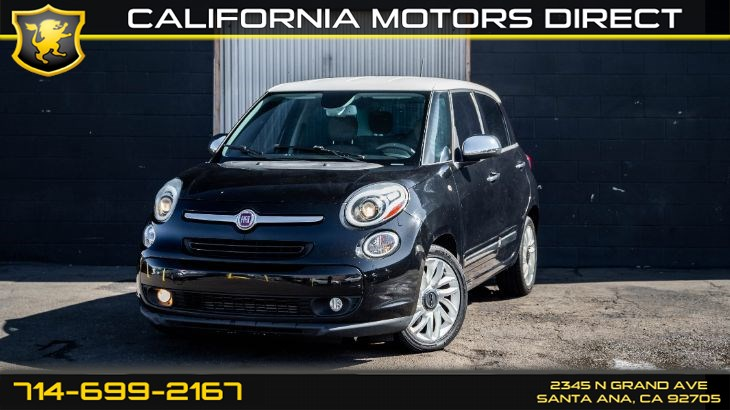2014 FIAT 500L Lounge (w/Beats Audio Speakers)