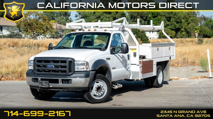 2006 Ford Super Duty F-550 DRW Super duty