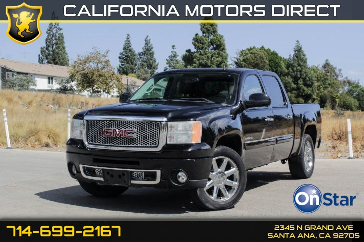 2013 GMC Sierra 1500 Denali (Leather Seats)
