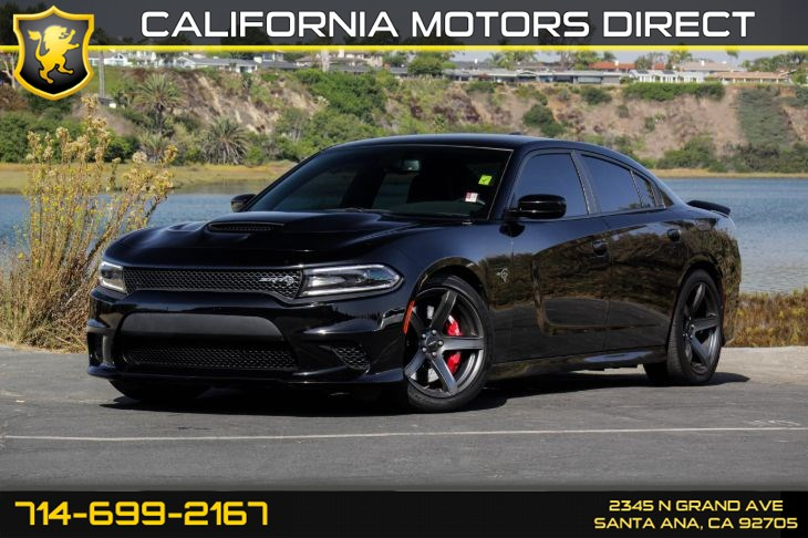 Dodge Charger Srt >> 2018 Dodge Charger Srt Hellcat W Navigation California Motors Direct1