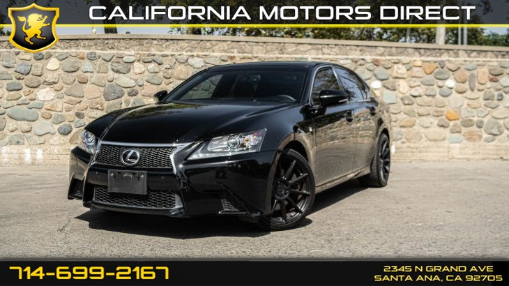 2015 Lexus GS 350 Base