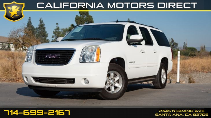 2011 GMC Yukon XL SLT (Leather Seats)