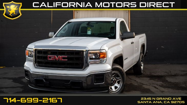 2014 GMC Sierra 1500 1500 Base (Super Clean Low Miles)