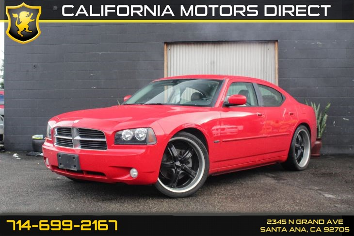 2010 Dodge Charger R/T (Media Center 730 N)