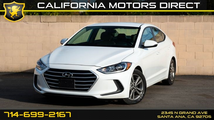 2017 Hyundai Elantra SE (Android Auto + Apple Carplay)
