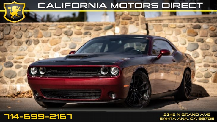 2017 Dodge Challenger T/A 392 (Leather Interior Group)