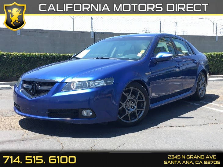 sold 2007 acura tl type s in santa ana