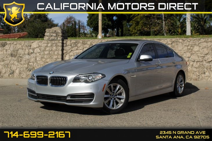 2014 BMW 5 Series 528i (Driving Assistance Package)