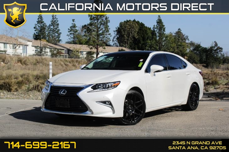 "2018 Lexus ES ES 350 (Custom 20"" Rims&Premier Package)"