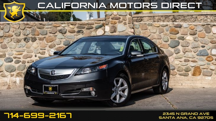 2013 Acura TL (Technology Package)