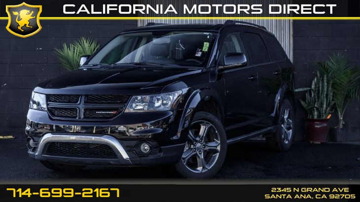 2017 Dodge Journey Crossroad Plus (Popular Equipment Group)
