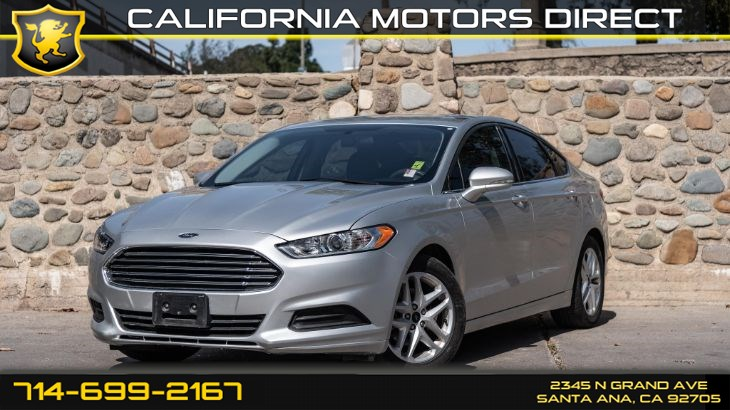 sold 2016 ford fusion se reverse sensing system in santa ana california motors direct1