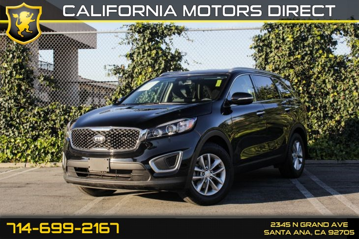 2016 Kia Sorento LX (W/LX CONVENIENCE PACKAGE)