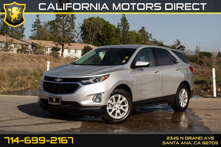 2019 Chevrolet Equinox LT (w/Back-Up Camera)