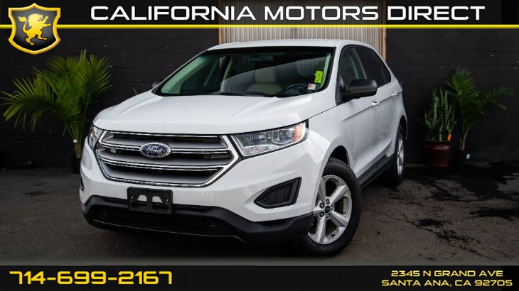 2016 Ford Edge SE (w/Back-Up Camera)
