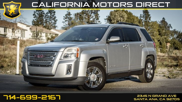 2012 GMC Terrain SLE-2 (Backup Camera)