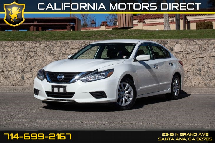2017 Nissan Altima 2.5 S (w/Power Driver Seat Package)