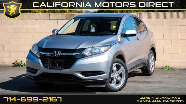 2018 Honda HR-V LX (Backup Camera)