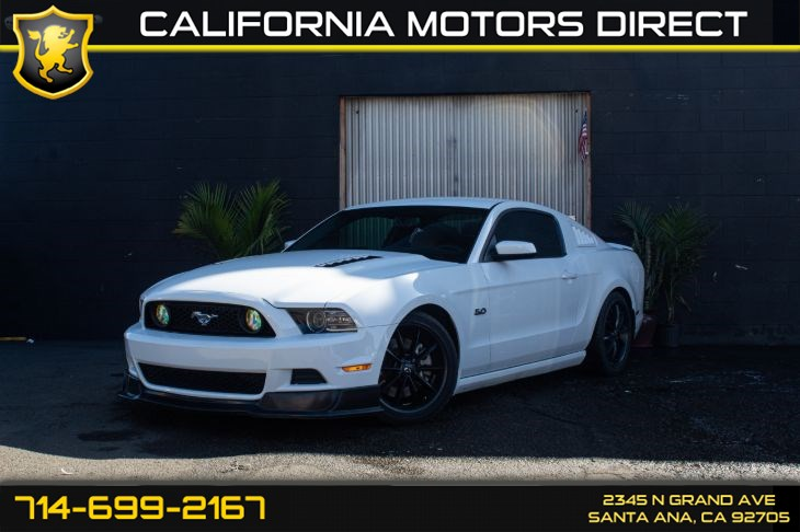 2014 Ford Mustang GT (w/AM/FM Radio)