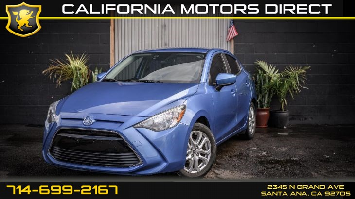 2016 Scion iA (SALVAGE VEHICLE)