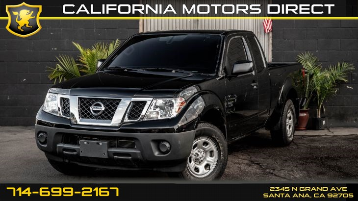 2019 Nissan Frontier S (Backup Camera)