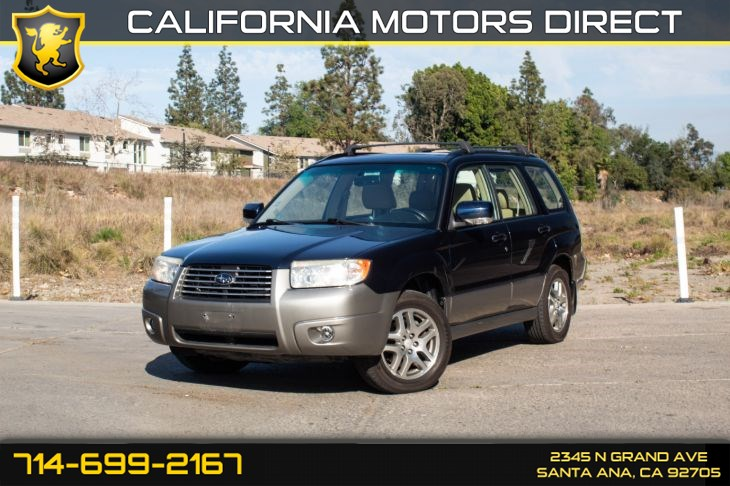 2006 Subaru Forester 2.5 X L.L. (Bean Edition)