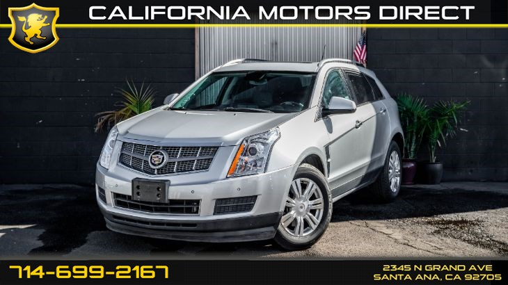2011 Cadillac SRX Luxury Collection (Sun/Moon Roof)