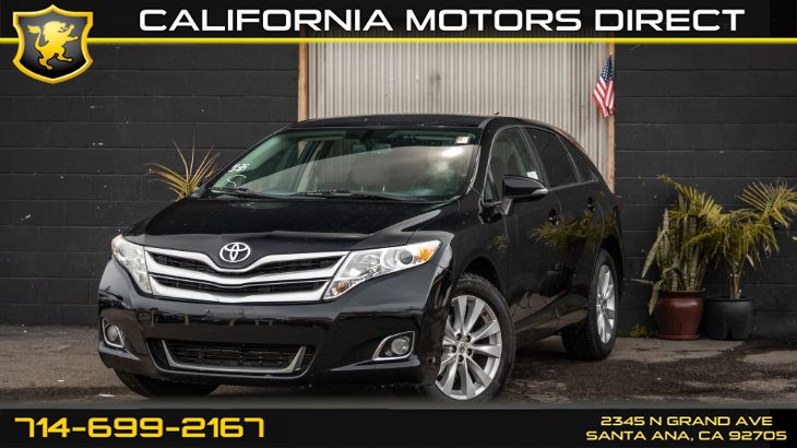 "2014 Toyota Venza LE (19"" Wheels)"