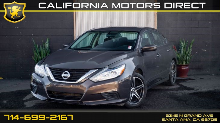 2017 Nissan Altima 2.5 S (Backup Camera)